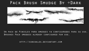 Splatters Smudge Brush