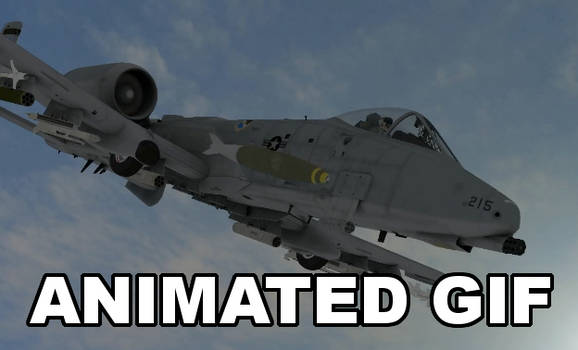 EPIC Bomb Release FAILURE - DCS World Animated GIF
