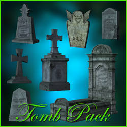 Tomb Pack Png