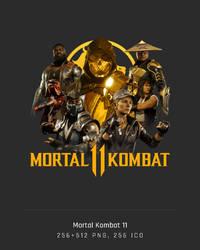 Mortal Kombat 11 by A-Gr