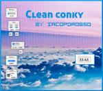 Clean conky