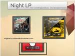 Night LP (covergloobus)