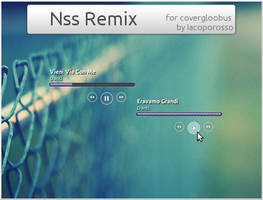 Nss remix covergloobus theme by iacoporosso