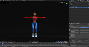 Elise Riggs (SSX Tricky) (Rigged) (V1.0)