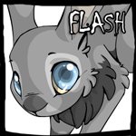 Create a bunny - flash by Twilight-End