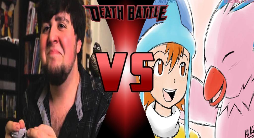 Prelude: JonTron and Jacques vs Sora and Biyomon by MetaMaster54610 ...