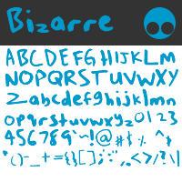 bizarre by whopper1989