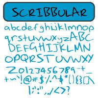 scribbular by whopper1989