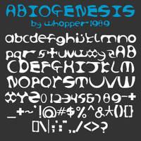 abiogenesis by whopper1989
