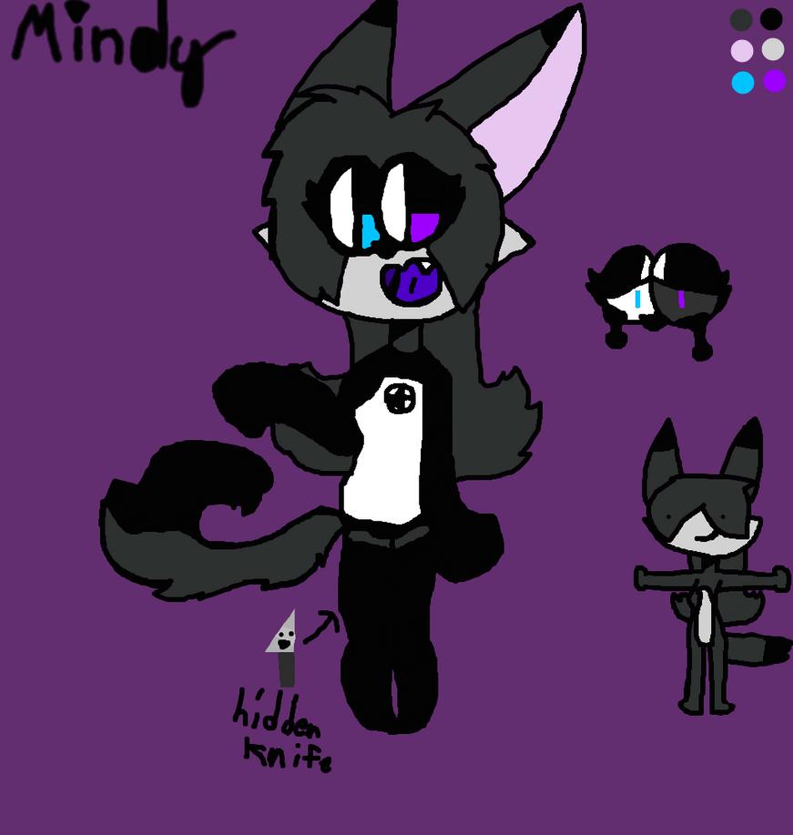 Mindy (REF) by MindoggO10