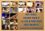 Hot Girls Folder Pack 2