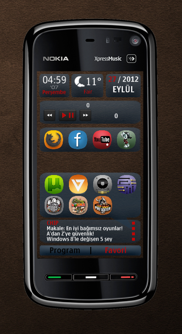 Nokia 5800 Personal Pack by ortammanyaa