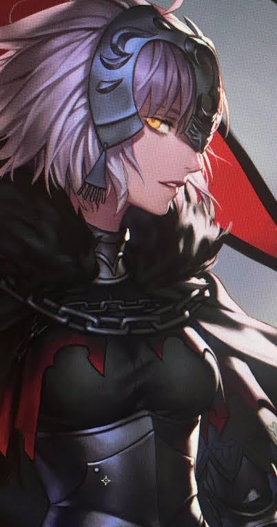 Jeanne d'arc Alter x Male Reader One Shot by Strikes2018 on