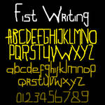 Fist Writing