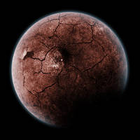 Planet Tutorial Planet by Fragile-stock