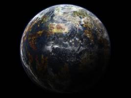 Desert Earth Planet 2.0 by Fragile-stock