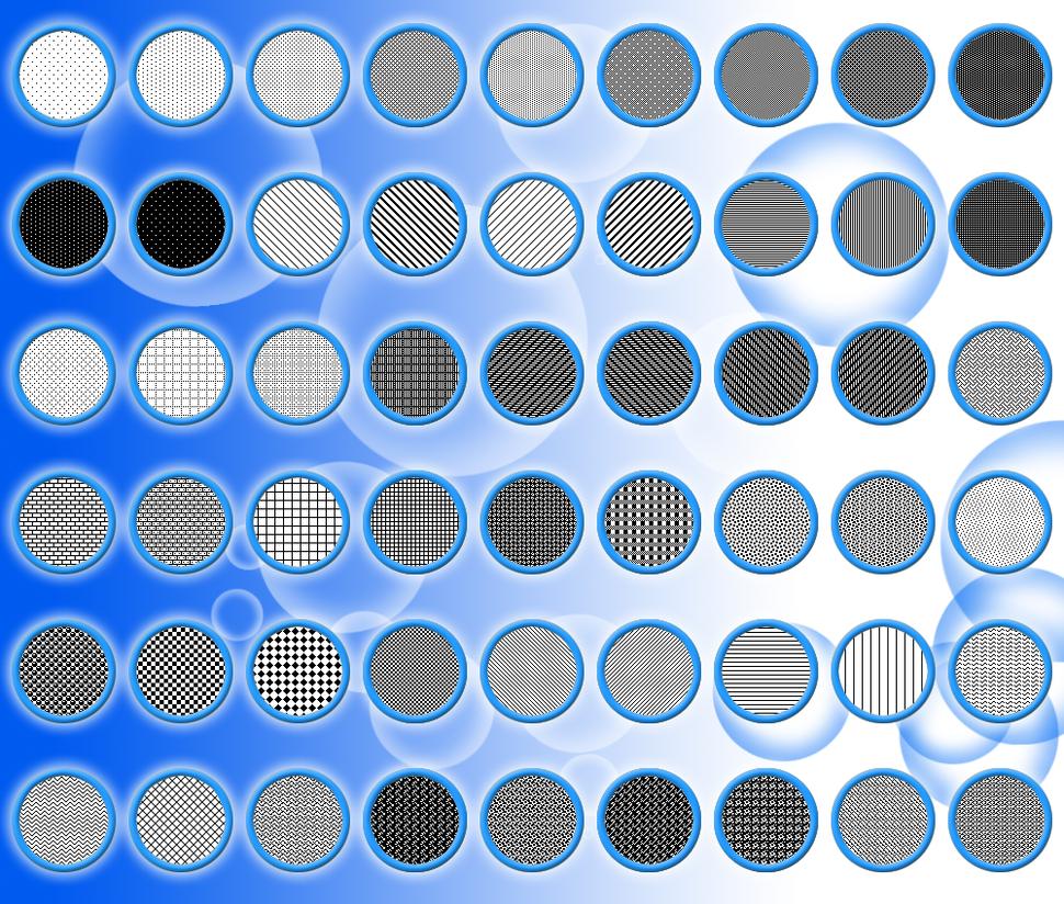Rockduck's Pixel Pattern Pack by rockingenton