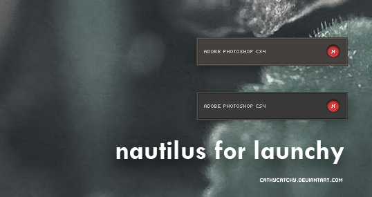 Nautilus Launchy by cathycatchy