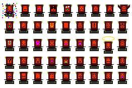 Quake II Strogg Technician smileys v2.0