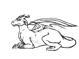 OMG a dragon