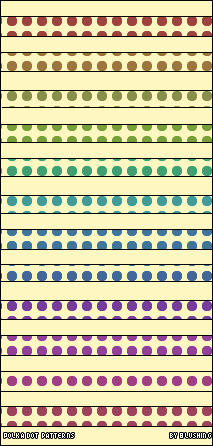 Polka Dot Pattern by blushing
