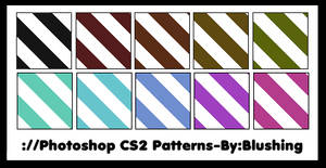 Candy Cane Pattern by blushing