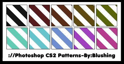 Candy Cane Pattern by blushing