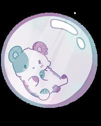 Baobear bubble