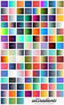 uiGradients - Beautiful coloured gradients