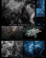 Magicladycharm Rising Resources Pack by MagicalFlowerBomb