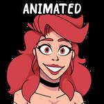 ANIM - Foxy Ruby