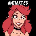 ANIM - Foxy Ruby by Unidentified-TF