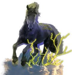Thundering Herd- Desert Vista Logo
