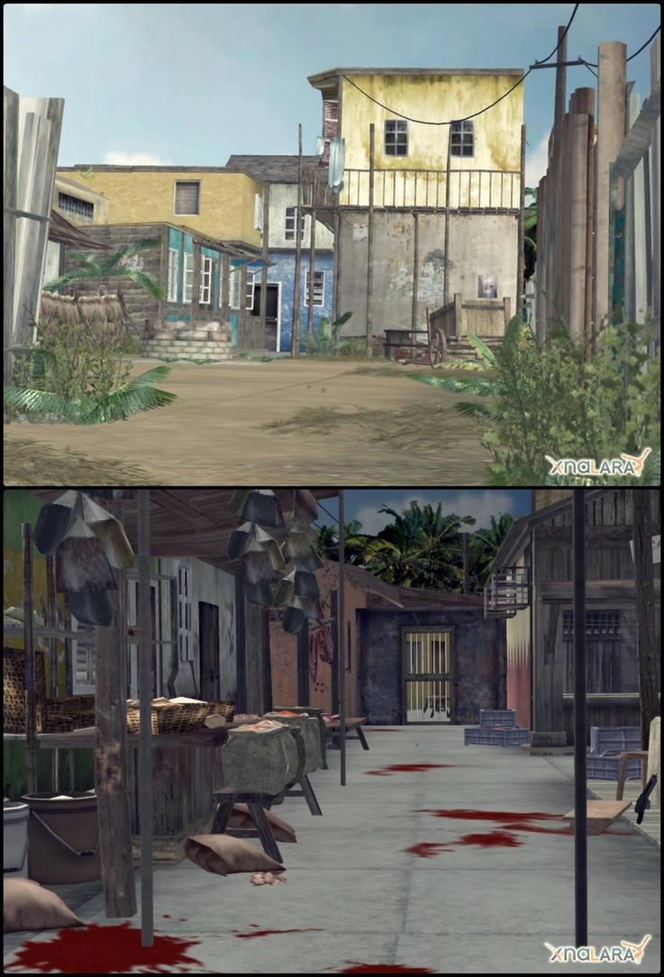 REDC - Village V2 by deexie