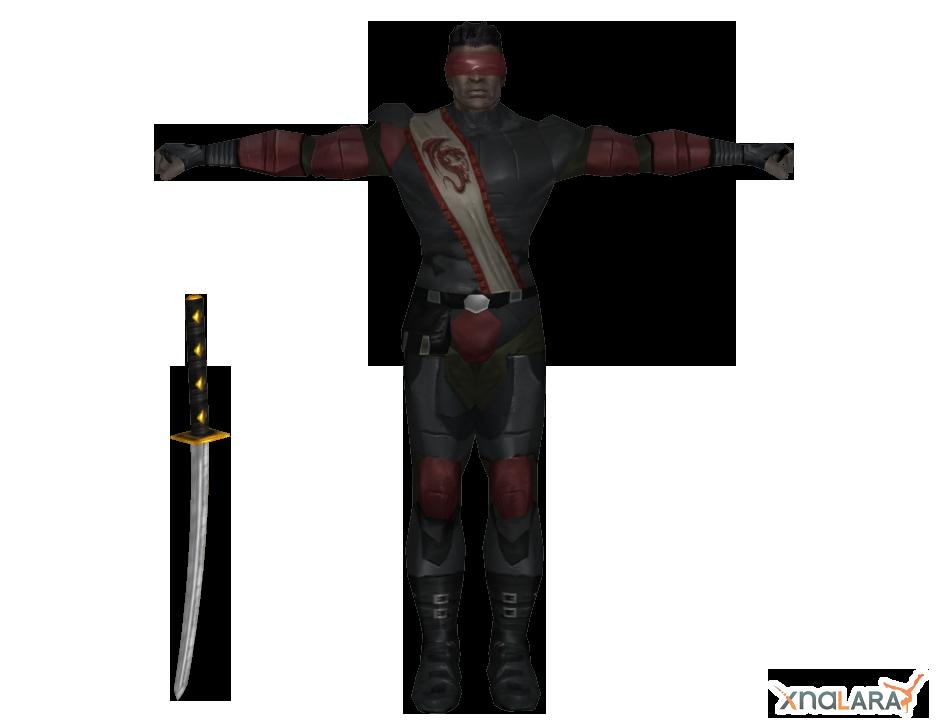 Mortal Kombat - Kenshi by deexie