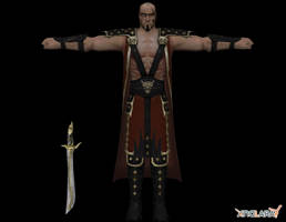 Mortal Kombat - Daegon by deexie