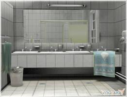 Obscure 2 - Bathroom by deexie