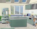 Kitchen scenery