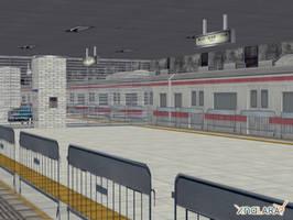 Onechanbara - Subway by deexie