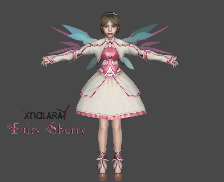 Fairy sherry mod for xnalara by deexie on deviantart fairy sherry mod for xnalara by deexie ccuart Gallery