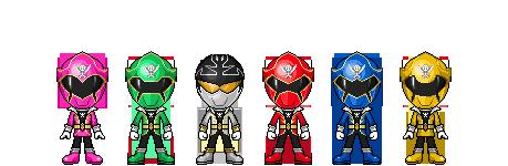 Kaizoku Sentai Gokaiger [My Best VERSION] by robinosuke