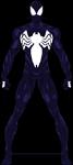 Spider-Man Symbiote Suit