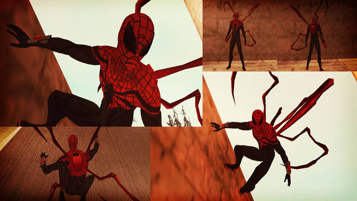 Gta San Andreas Mod Spiderman Anim idea gallery