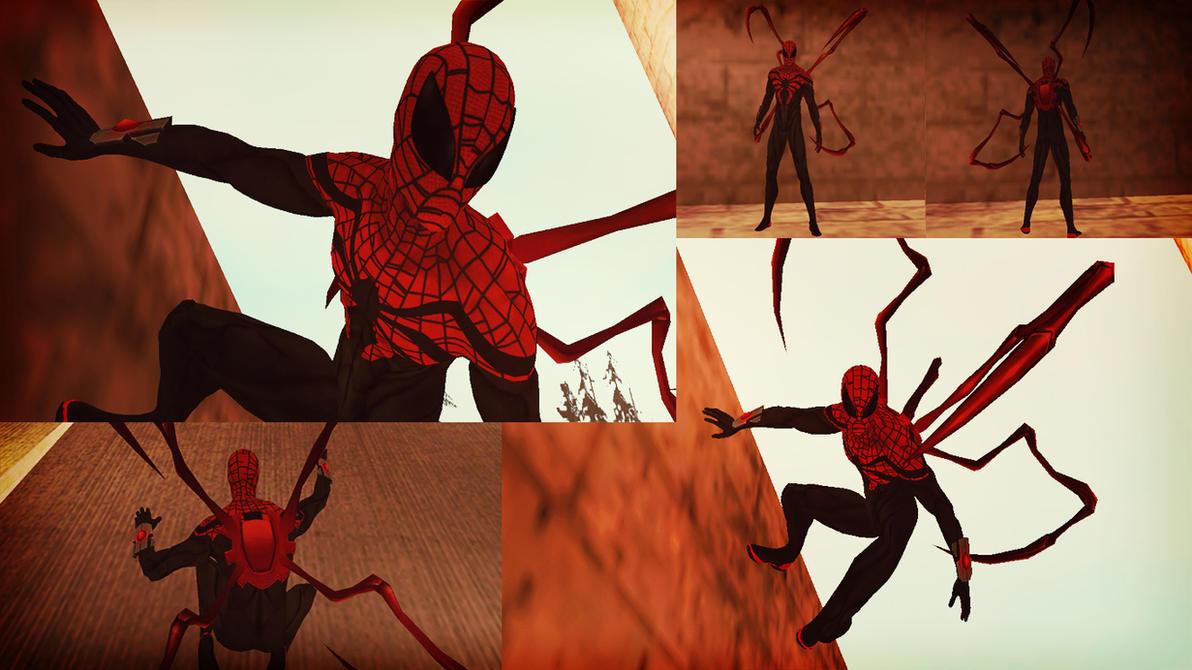 Superior Spider-Man GTA SA Skin by robinosuke