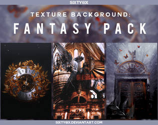 Fantasy Pack by sixty6ix