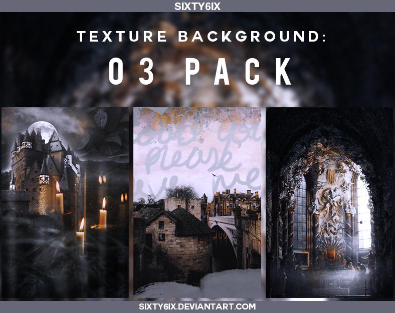 03 Texture Pack By Sixty6ix On Deviantart