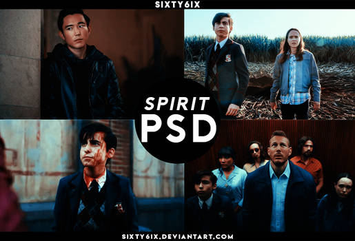 PSD - Spirit