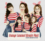 [PNGset 22] Orange Caramel for Copycat photo