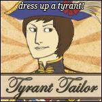 FLASH - Tyrant Tailor Dress Up