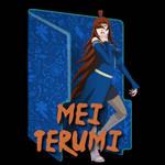 Mei Terumi Character Folder Icon [ICO]
